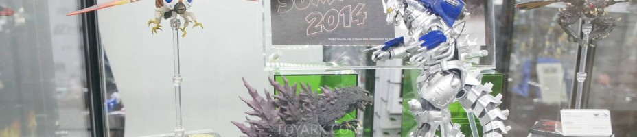 Toy Fair 2014 Tamashii SH Monsterarts Godzilla 007