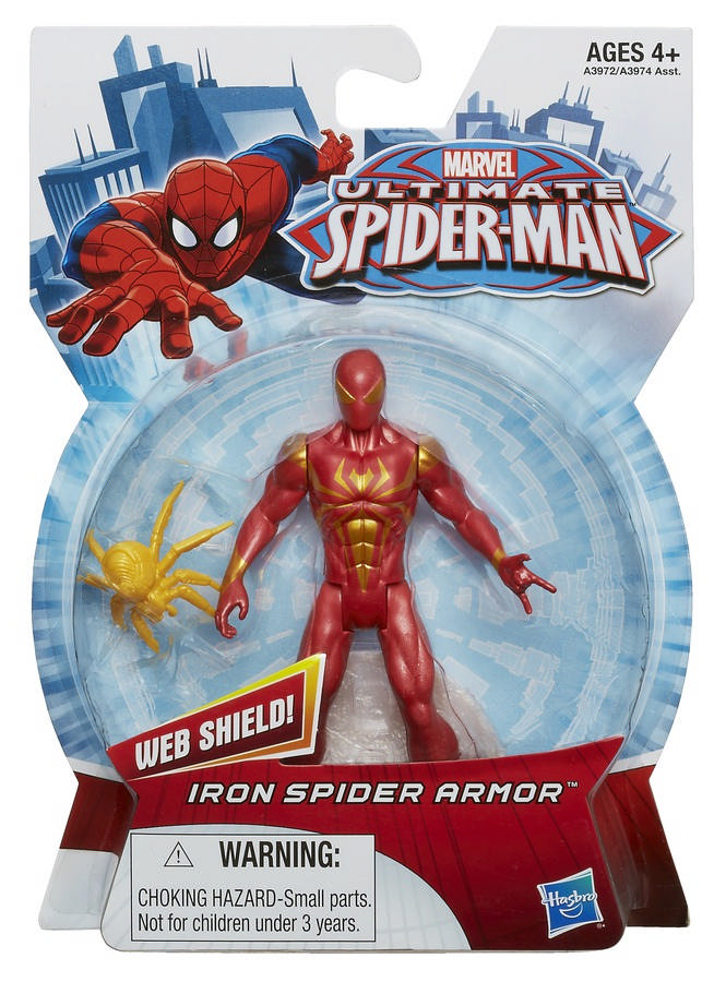 Toy Fair 2014 - Ultimate Spider-Man Official Images - The ...