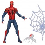 ULTIMATE SPIDER MAN ALL STARS WEB STRIKE SPIDER MAN A5697