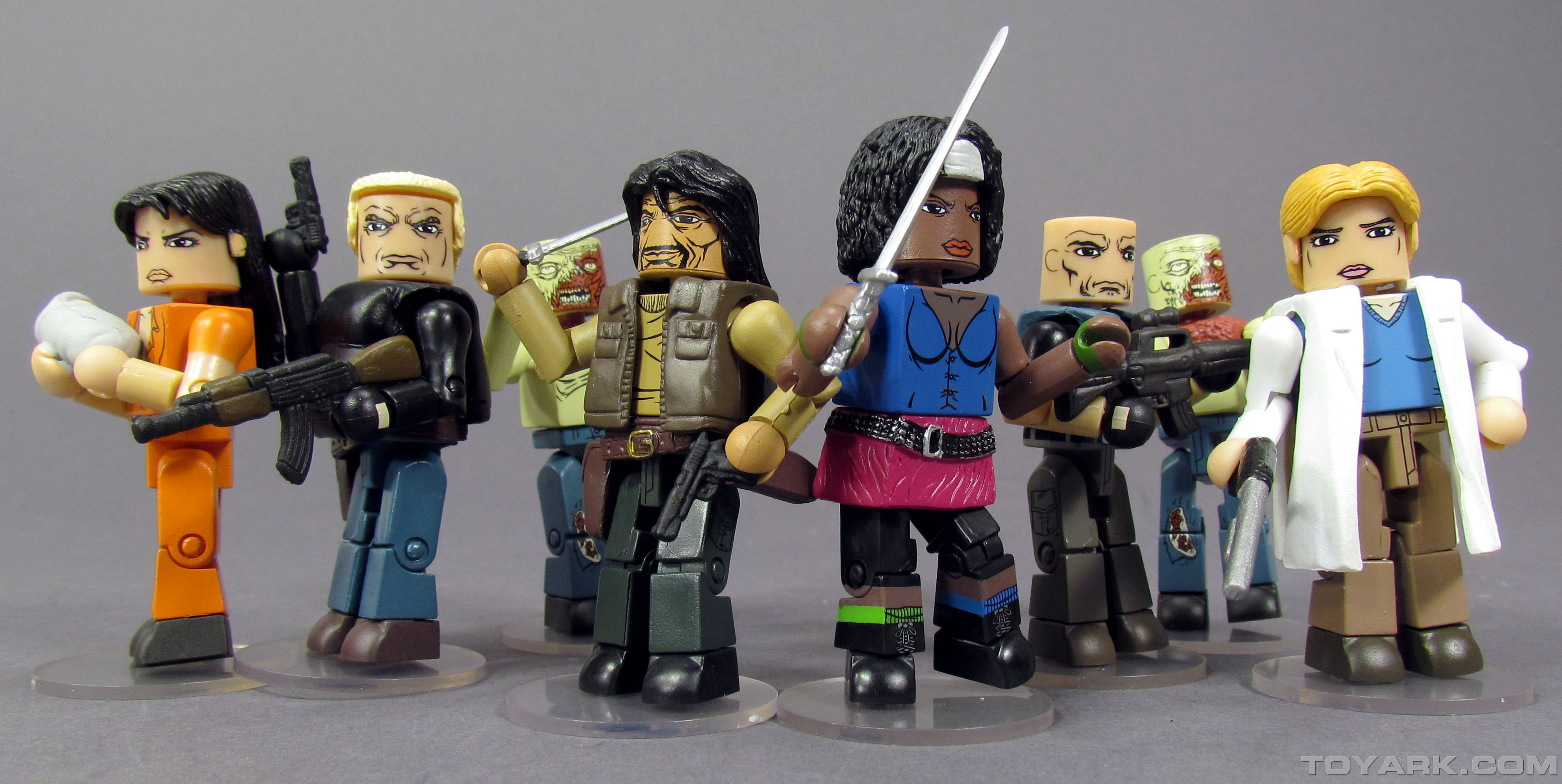 Walking Dead Series 4 Minimates 045
