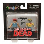 Walking Dead Series 5 Specialty Caesar Martinez and Geek Zombie 1