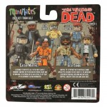Walking Dead Series 5 Specialty Caesar Martinez and Geek Zombie 2