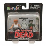 Walking Dead Series 5 TRU Abraham Ford and Military Zombie
