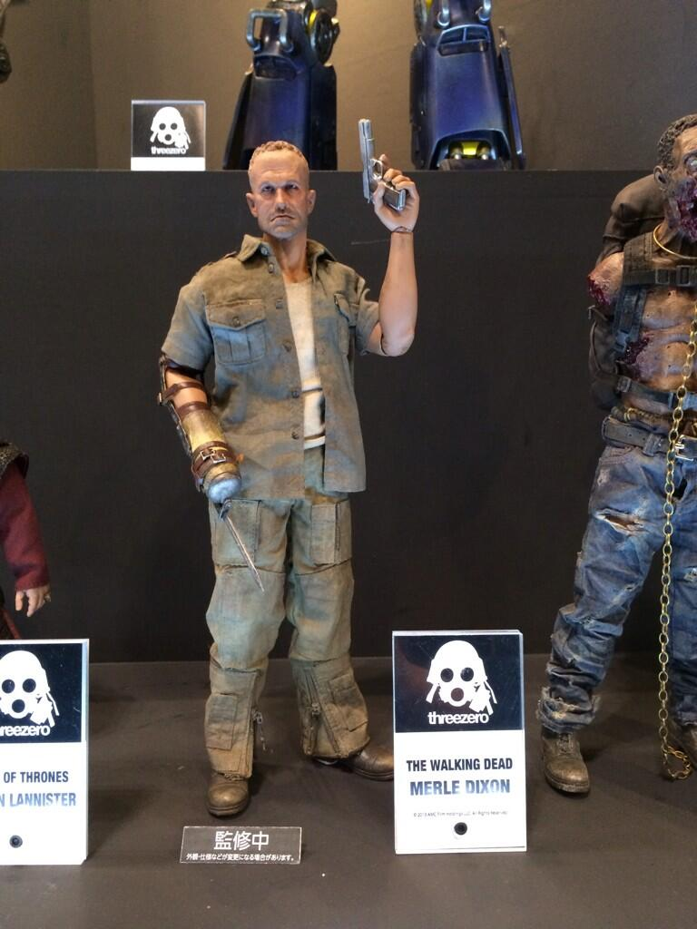 Wonder Festivel Walking Dead Merle Dixon 1