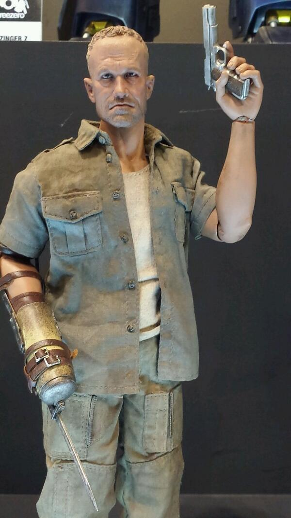 Wonder Festivel Walking Dead Merle Dixon 2