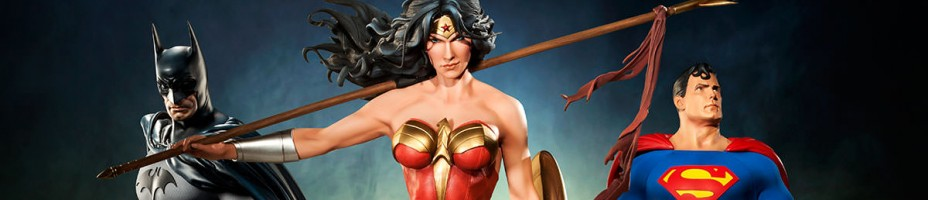 Wonder Woman Premium Format Figure 013