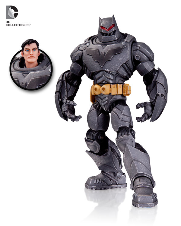 DC Collectibles Toy Fair 2014 Reveal