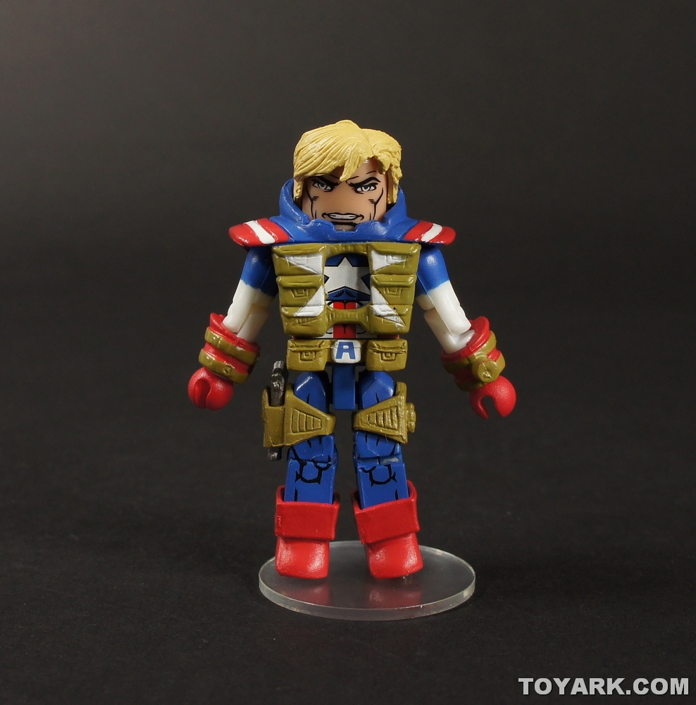 026 Captain America Mimimates Winter Soldier