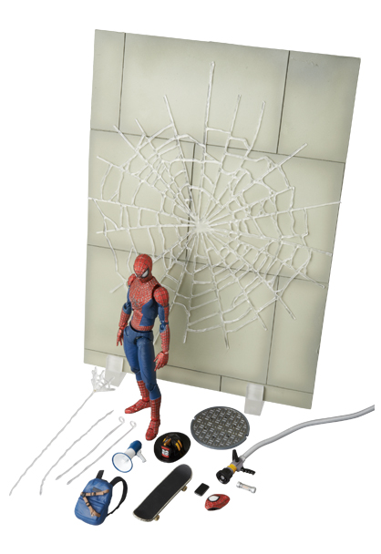 Amazing Spider Man 2 MAFEX 002