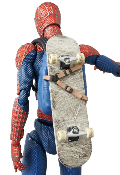 Amazing Spider Man 2 MAFEX 004