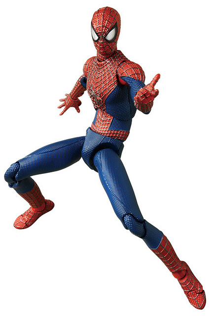 Amazing Spider Man 2 MAFEX 007