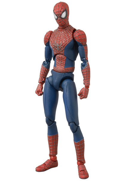Amazing Spider Man 2 MAFEX 008