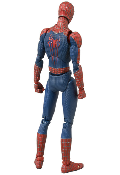 Amazing Spider Man 2 MAFEX 009