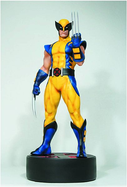 Astonishing Wolverine Statue