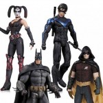 Batman Arkham City 4 Pack