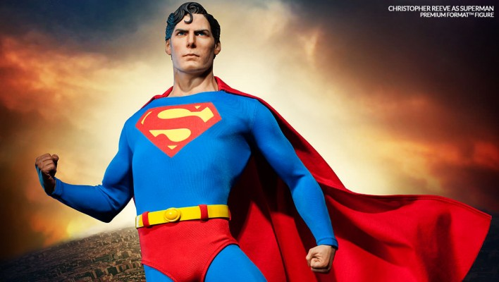 Christopher Reeve Superman Statue Updated Images and Info
