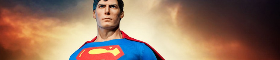 Christopher Reeve Superman Premium Format Figure 001