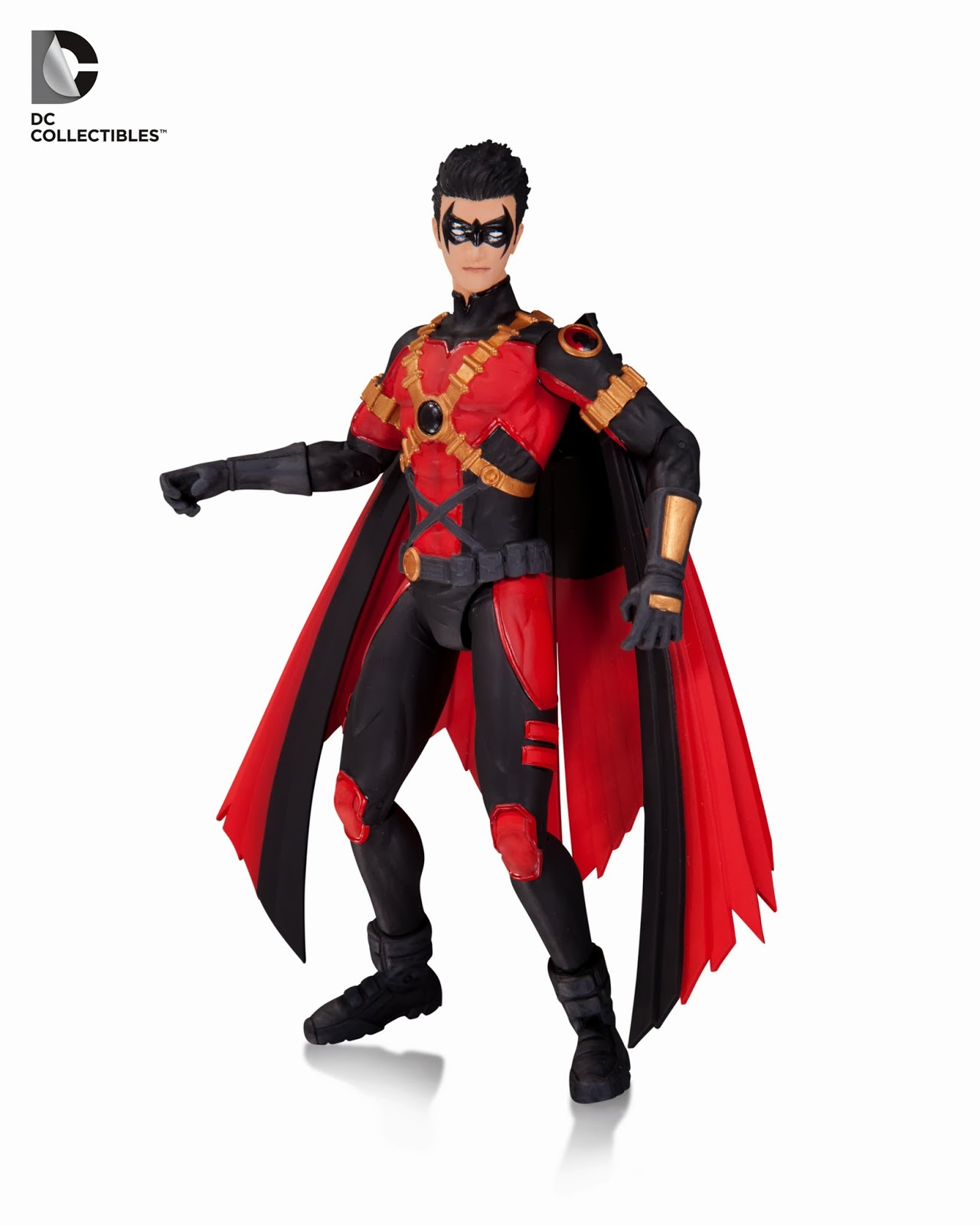 Teen Titan Character Toys : Dcc teen titans red robin toy discussion at toyark