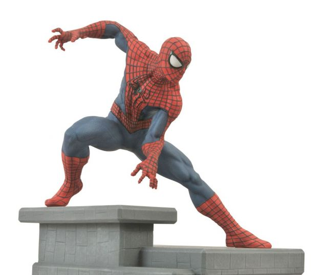 New Spider Man 2 Toys : New amazing spider man statue from diamond select toys