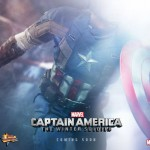 Hot Toys Captain America WW2 Costume Teaser
