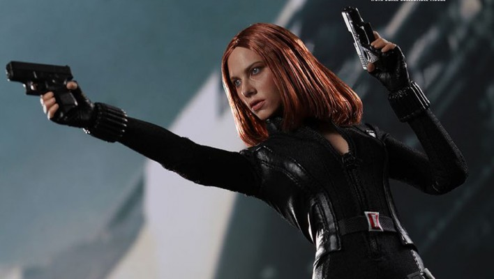 Hot Toys Captain America: The Winter Soldier - Black Widow