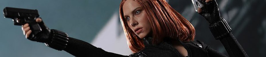 Hot Toys Captain America Winter Soldier Black Widow 007