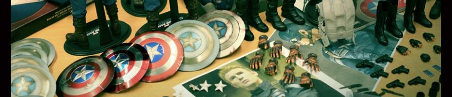 Hot Toys Captain America Winter Soldier Teaser