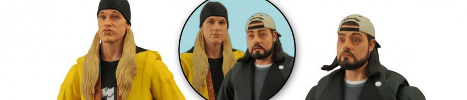 Jay and Silent Bob Select Figures