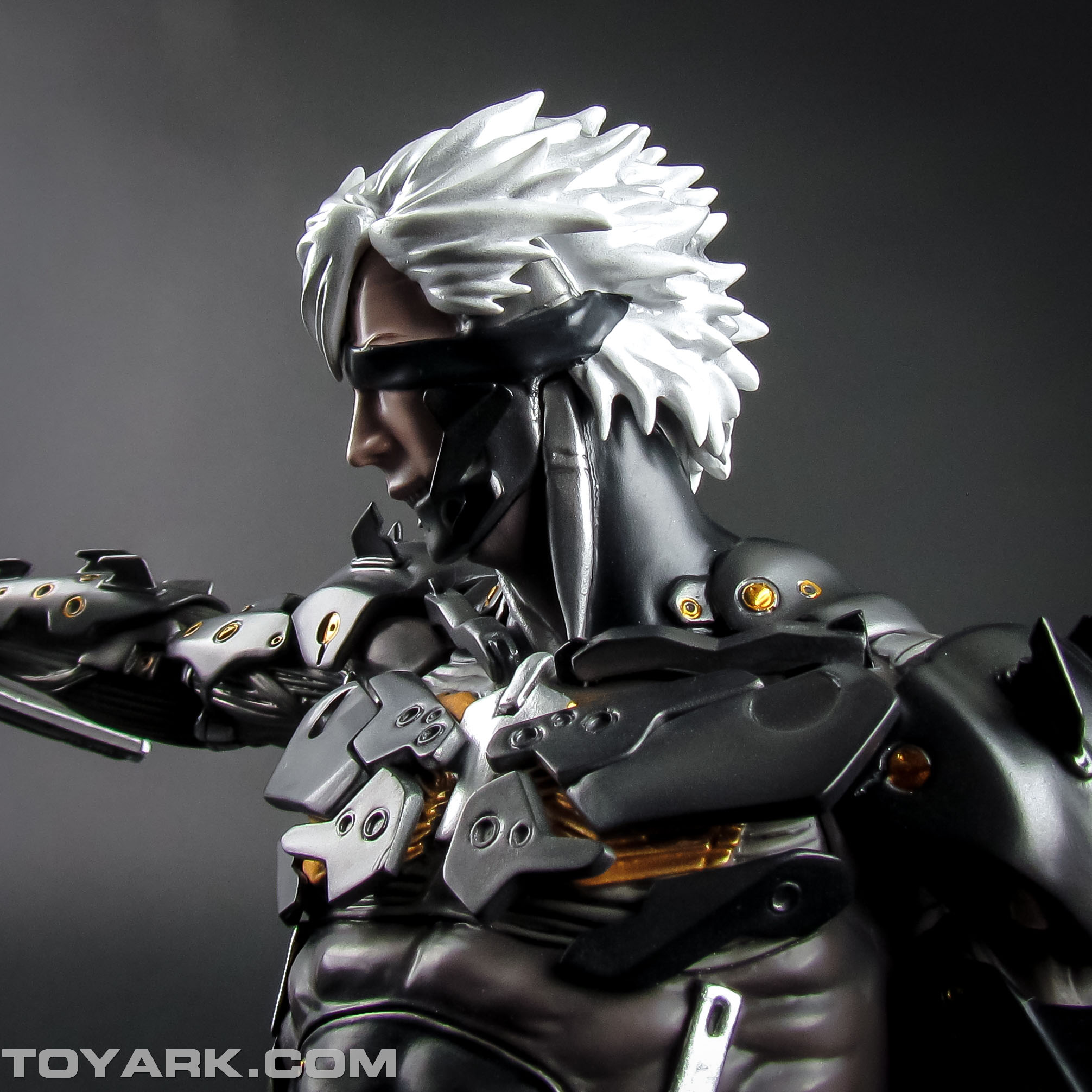 Metal Gear Rising Raiden Model Kit 017