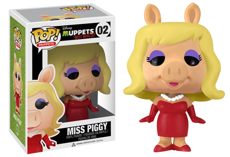 Update On Muppets Most Wanted Pop Vinyl Figures The
