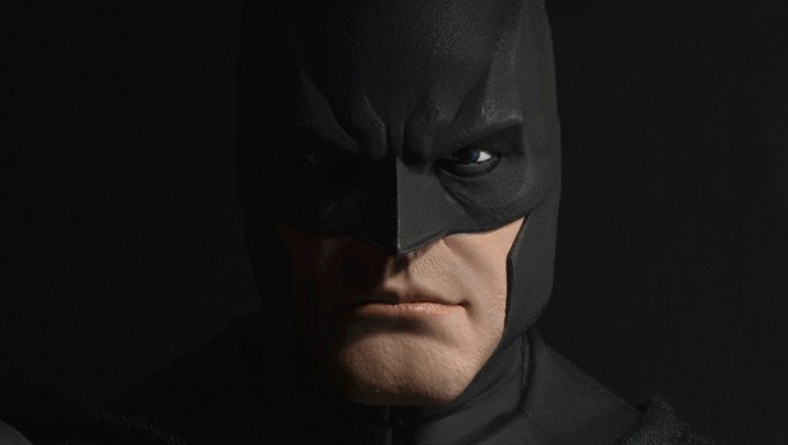 NECA Arkham Origins Batman New Photos