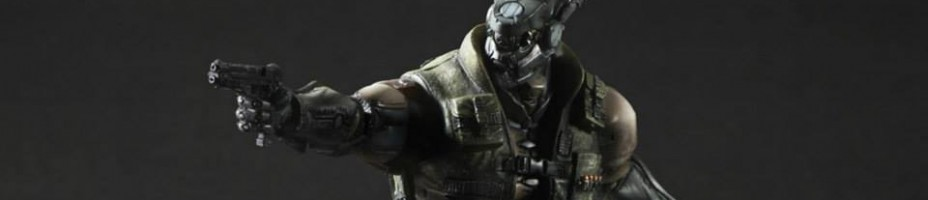 Play Arts Kai Appleseed Alpha Briareos Hecatonchires 002