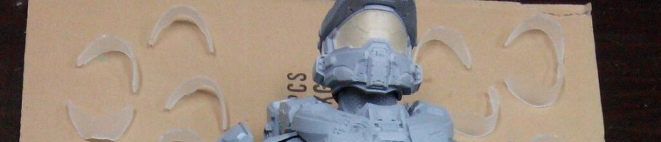 Quarter Scale Master Chief Preview