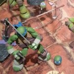 Revoltech Teenage Mutant Ninja Turtles 1