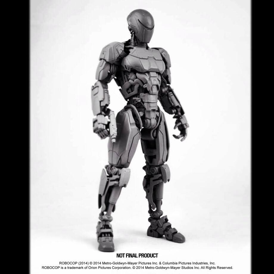 threezero reveals robocop 2014 em208 the toyark news