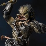 SH Monsterarts AvP Wolf Predator 002