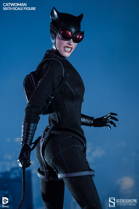 [Sideshow] DC Comics: Catwoman Sixth Scale Figure - Página 2 Sideshow-Sixth-Scale-Catwoman-005