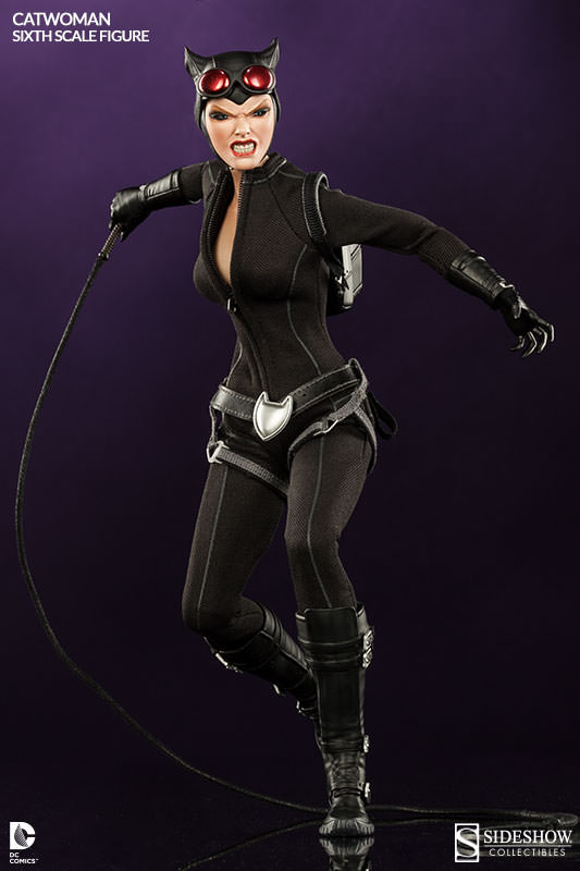 [Sideshow] DC Comics: Catwoman Sixth Scale Figure - Página 2 Sideshow-Sixth-Scale-Catwoman-007