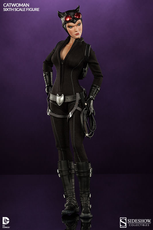 [Sideshow] DC Comics: Catwoman Sixth Scale Figure - Página 2 Sideshow-Sixth-Scale-Catwoman-009