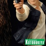 Star Wars Han Solo and Chewbacca ARTFX Preview
