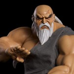 Street Fighter Gouken Strong Fist Edition Statue
