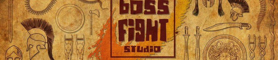 boss fight studio logo