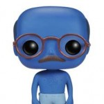 Arrested Development Pop Vinyl Blue Tobias Funke Chase