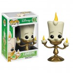 Beauty and the Beast Pop Vinyl Lumiere