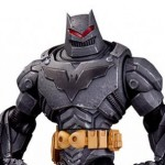 DC Comics Designer Series Greg Capullo Batman Thrasher Armor Action Figure