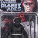 Dawn of the Planet of the Apes Caesar Carded