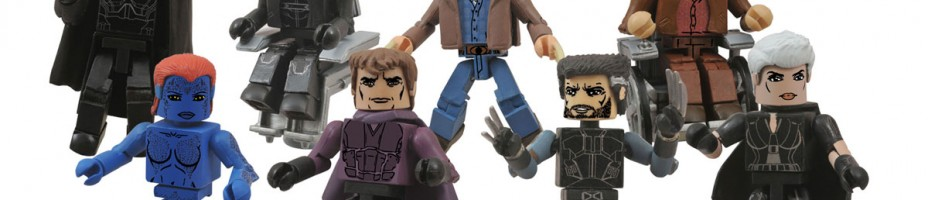 Days of Future Past Minimates