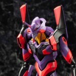 Evangelion Test Type 01 Model Kit 001