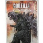 Godzilla 2014 Packaging
