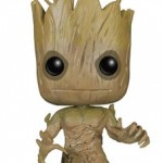Guardians of the Galaxy Groot Pop Vinyl Bobble Figure
